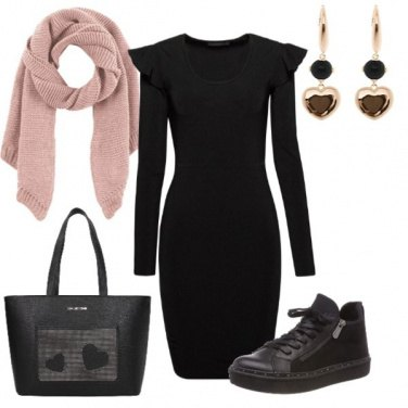 Outfit Sneakers a Sorpresa