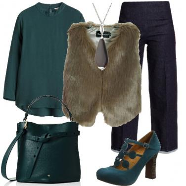 Outfit Tacco colorato