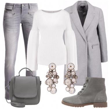 Outfit Un look leggero