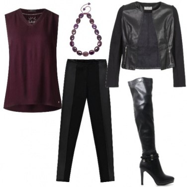 Outfit Rock #3774