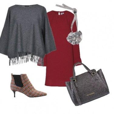 Outfit Tronchetto scozzese