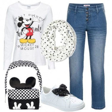 Outfit 90 candeline