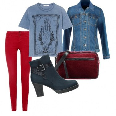 Outfit Rock #3776