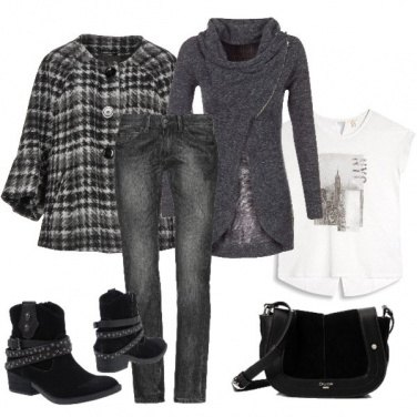 Outfit Autumn in NewYork