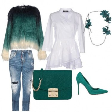 Outfit #Green