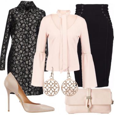 Outfit L\'eleganza e lo stile