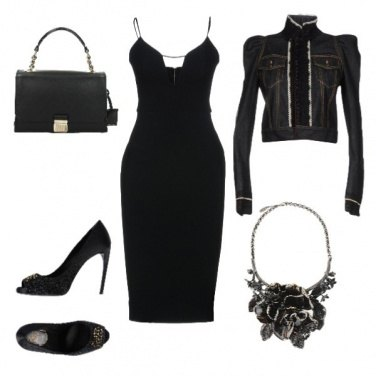 Outfit Sexy #3467