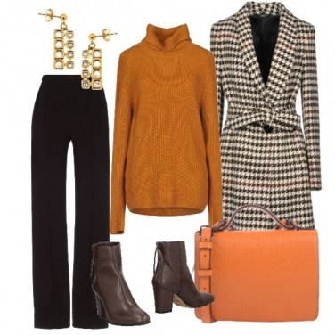 Outfit Caldo colore