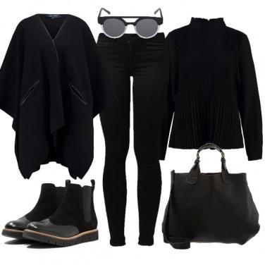 Outfit Oggi mi sento dark
