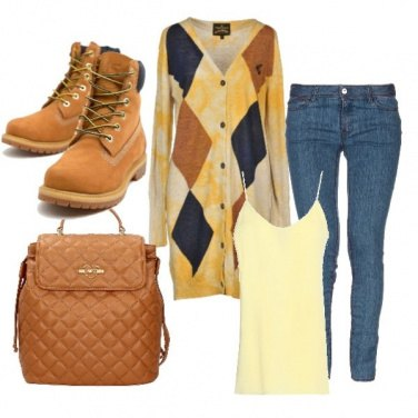 Outfit Urban #9075