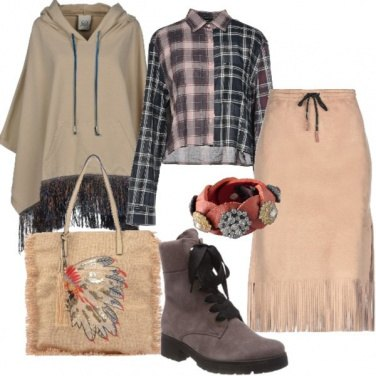 Outfit Country folk