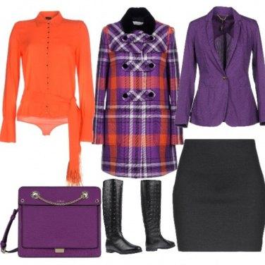 Outfit Inquadrata