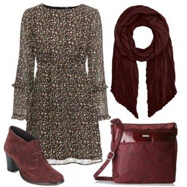 Outfit Il vestitino in inverno