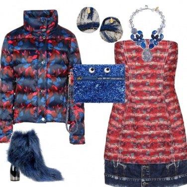 Outfit Discotecara