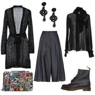 Outfit Mezza sera d\'autunno