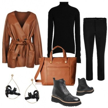 Outfit Gattini neri