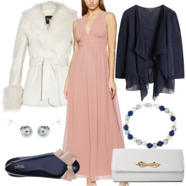 Outfit Eleganza in flat