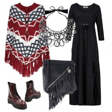 Outfit Etnico #3541