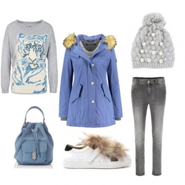 Outfit Freddo scuola