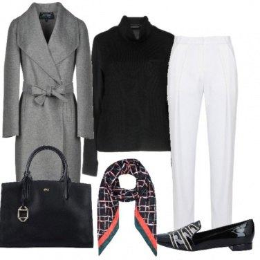 Outfit Eleganza sobria