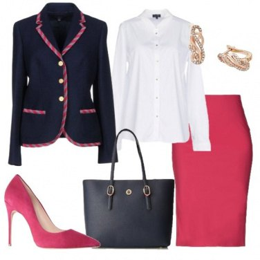 Outfit Chic in office