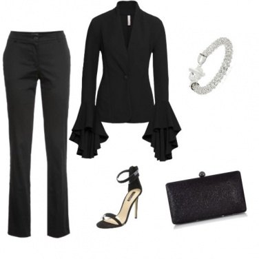 Outfit Over 40 elegante low cost