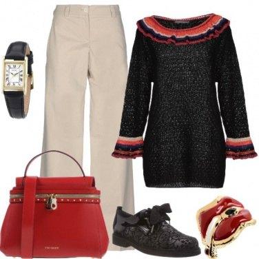 Outfit Giocando con gli accessori