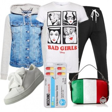 Outfit Super sportiva
