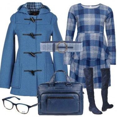 Outfit Simpatica e professionale