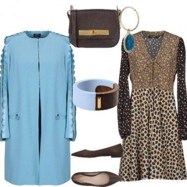 Outfit Convegno Letterario