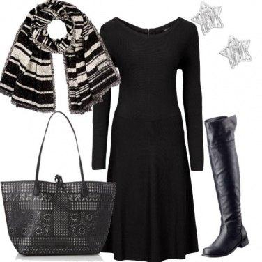 Outfit Con gli stivali