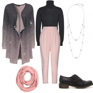 Outfit Un week end autunnale
