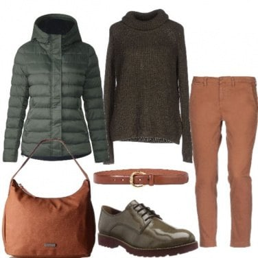 Outfit La stringata