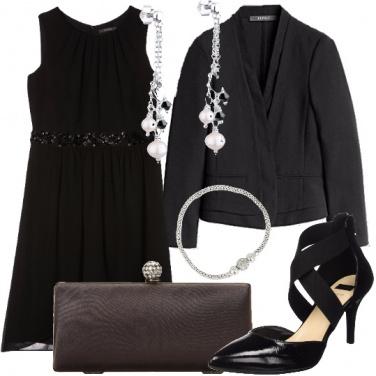 Outfit Un invito elegante