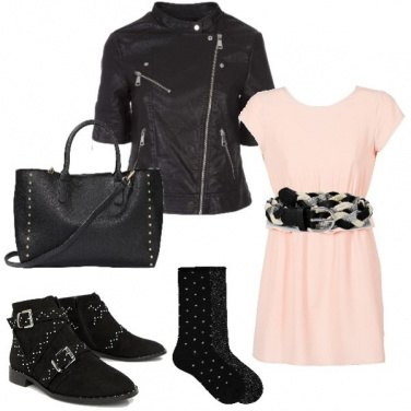 Outfit Confetto rock