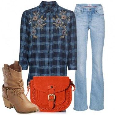 Outfit La tracolla