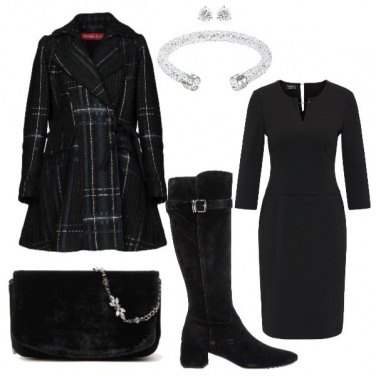 Outfit Cappottino trendy