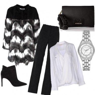 Outfit Il nero è nero