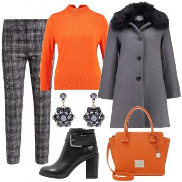 Outfit Scacco matto