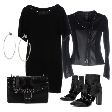Outfit Passione borchiata