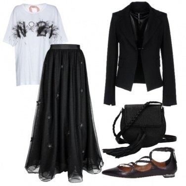 Outfit Rock princess