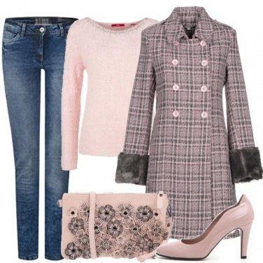 Outfit Il cappotto di tendenza
