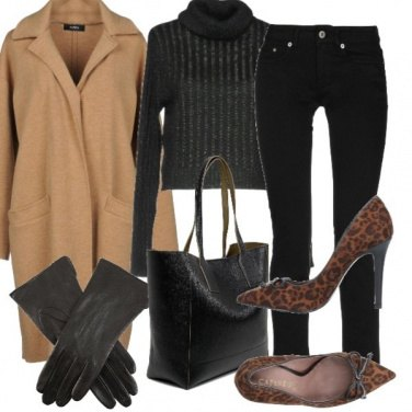 Outfit Ladyes panter