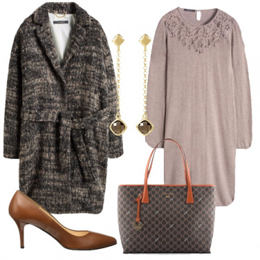 Outfit Semplice ed essenziale