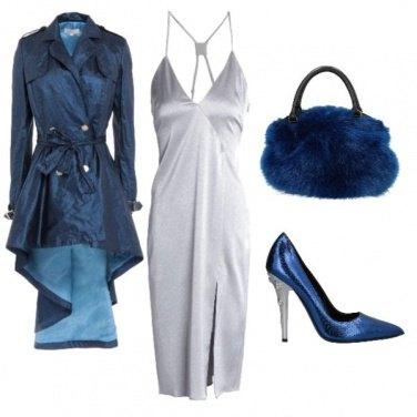 Outfit Una stella nel blu della notte
