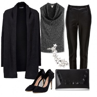 Outfit Rock comfort