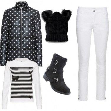 Outfit O Bianco o Nero!