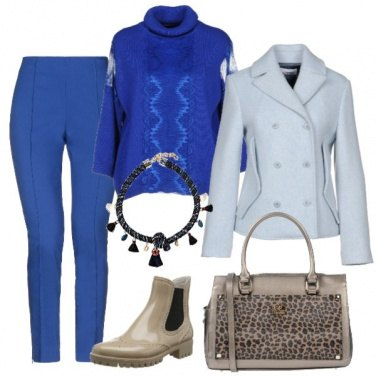 Outfit In bluette