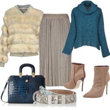 Outfit Look per la domenica