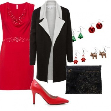 Outfit Outfits Festivita\' natalizie